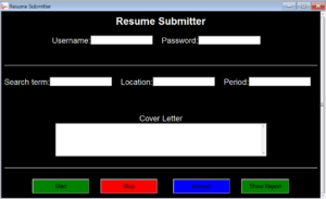 Indeed Resume Submitter Software | Marketing automation,Data